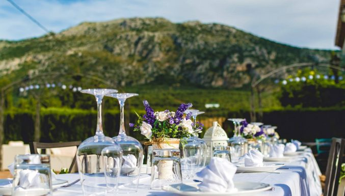wedding venue andalucia