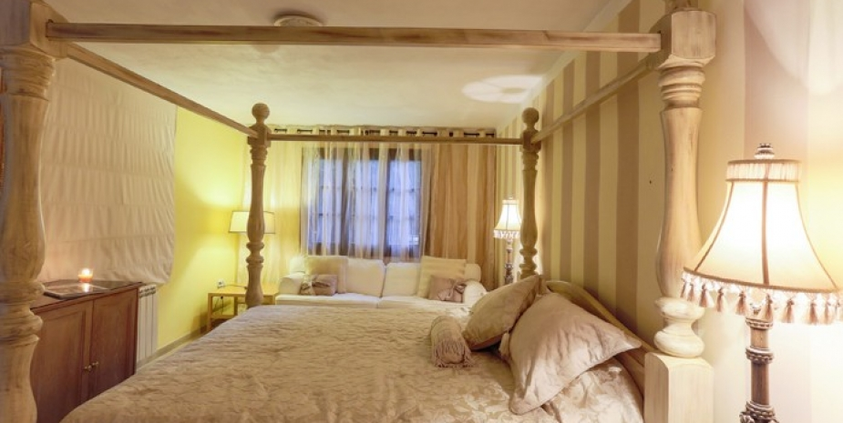 Large finca Marbella Finca Buenaventura bedroom