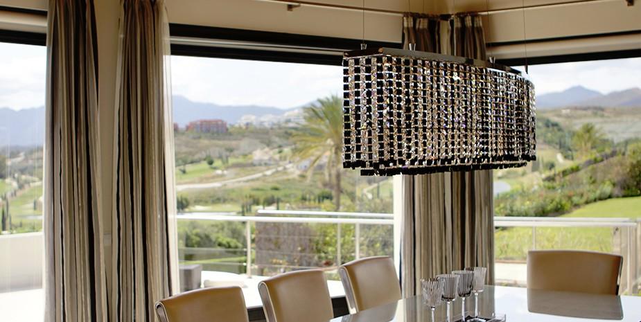 Luxury villa Marbella 10 bedrooms Villa el Cano fendi designer fittings