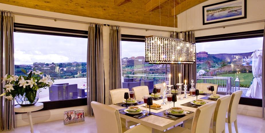 Luxury villa Marbella 10 bedrooms Villa el Cano fine dining stunning views
