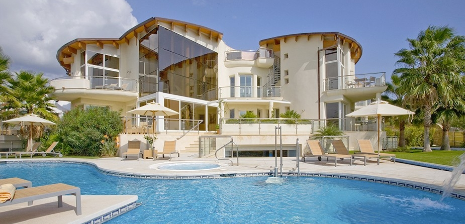 Villa El Cid Stunning 10 Bedroom Holiday Rental Villa Marbella Luxury Villas Marbella