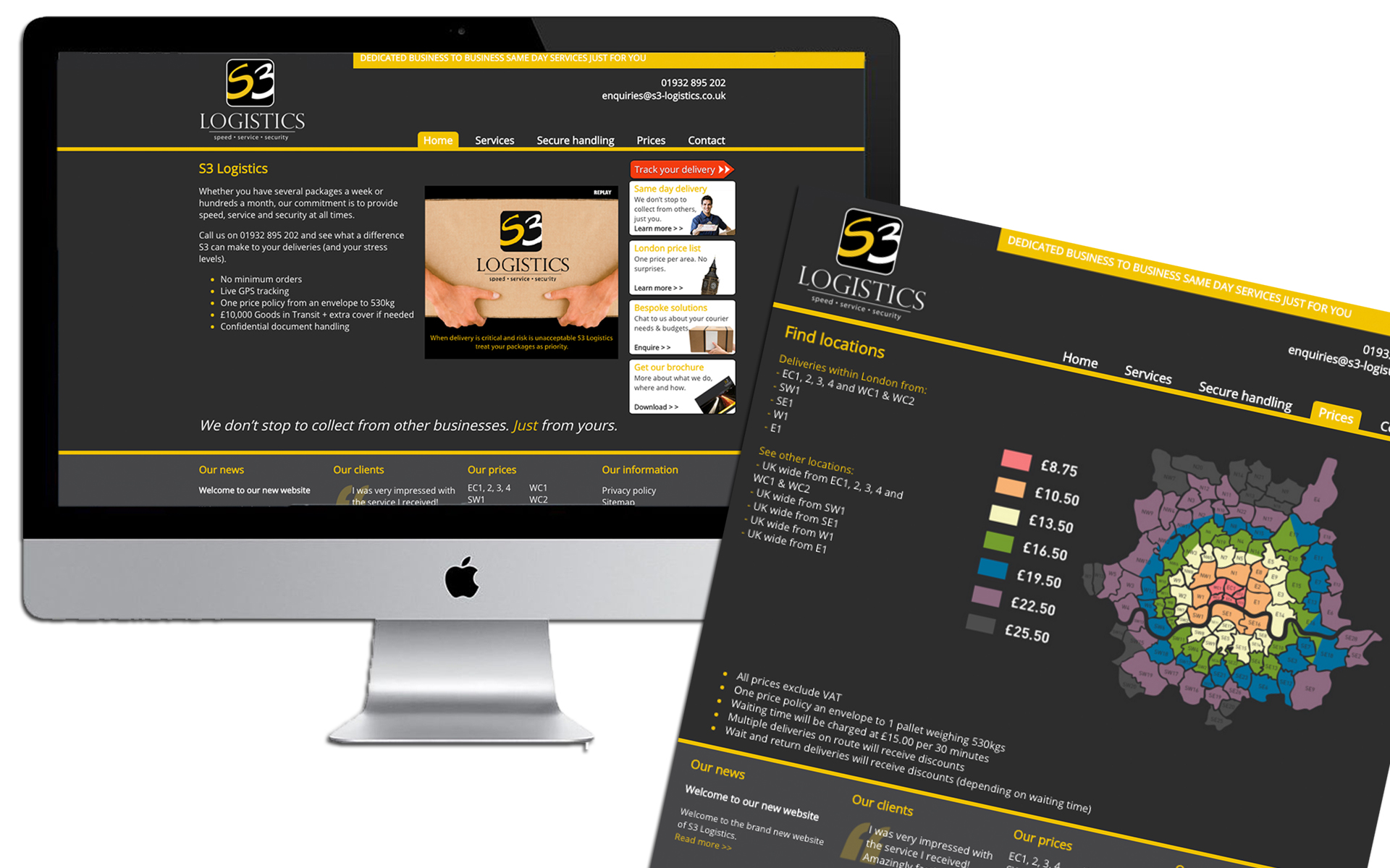 D3 Marketing branding design website design marketing brochure design Portsmouth Hampshire