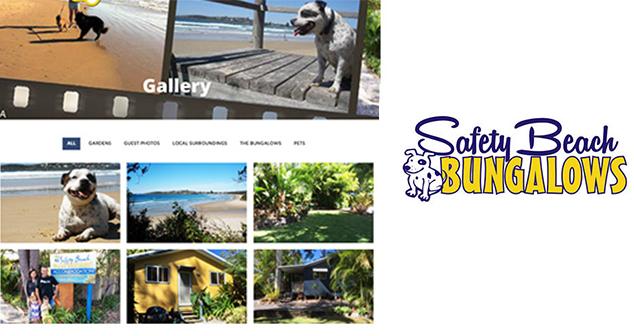Safety Beach bungalows