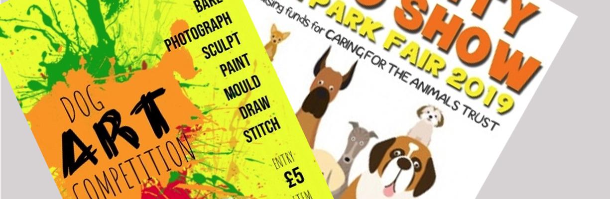 dog show design 10